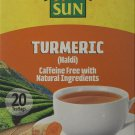 Tropical Sun Turmeric Tea with natural ingredients