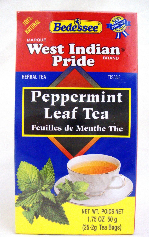 West Indian Pride Peppermint Leaf Tea