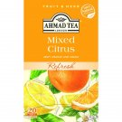 Ahmad Tea Mixed Citrus Herbal Tea 20un