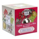Organic Fruits of the Forest Herbal tea 24 tea bags - 48g - Tisane aux Fruits des Bois