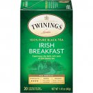 Twinings Irish Breakfast 20 Teabags