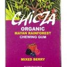 Chicza Organic Mayan Gum Mixed Berry Organic Chewing Gum 30g