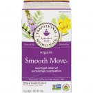 Traditional Medicinals, Organic Smooth Move 20 Wrapped Tea Bags Compostable (40g)