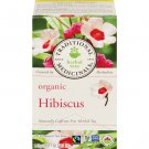 Traditional Medicinals, Organic Hibiscus 20 Wrapped Tea Bags Compostable (35g)