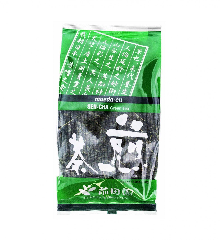 Loose Sencha Green Tea, 150 g MAEDA-EN