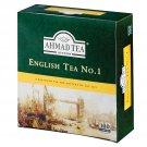 Ahmad Tea English Tea n°1 100un