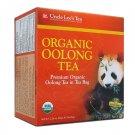 Uncle Lee's Tea Organic Oolong Tea, 40 Tea Bags ON SALE