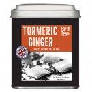 Turmeric Ginger Gourmet Herbal Tea 20 tea bags · British Cuppa London England