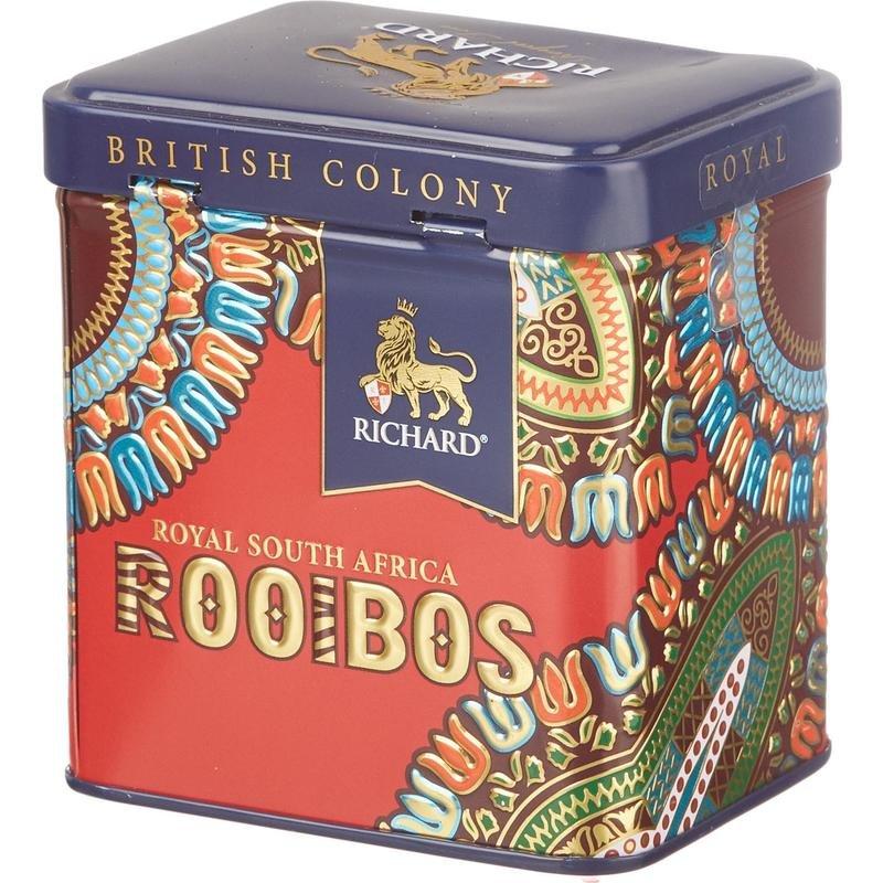 Richard Royal Rooibos Tea 90 g Russian Tea Royal Classics, Royal Tea Masters