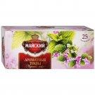 Black Tea with Aromatic herbs · Maisky Ceylon Tea 25un