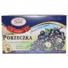 Malwa Blackcurrant 20 tea bags Russian Herbal Tea Collection