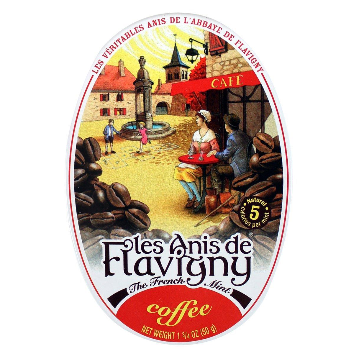 Anis De Flavigny 50g Gift Tin Box Cafe Coffee