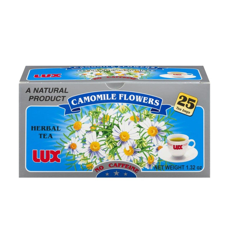 LUX Brand Herbal Tea Camomile flowers Tea