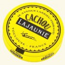 Cachou Lajaunie - Hard Licorice Candies From France 0.25oz