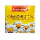 Madrugada Chamomile Herbal Tea · Cha Camomila benefits · Portuguese Brasil food