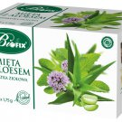 BIFIX Bi Fix Herbal Tea Mint with Aloe Vera BIOFIX Herbal Tea