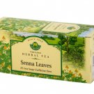 Senna Leaves 25 tea bags Herbaria wild crafted since 1949