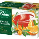 BIFIX Bi Fix Tea Sea-buckthorn tea with orange fruit Biofix Herbal Tea