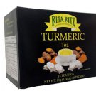 Turmeric Herbal Tea Rita Ritz of the Philippines