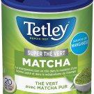 Tetley Super Green tea with pure Matcha 20 tea bags