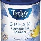 Tetley Dream Camomile Lemon 20 tea bags
