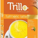 Trillo Instant Turmeric Drink, Creamy & Smooth, Golden Latte, Slighty Spicy