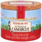 Gourmet French Hand Harvested Sea Salt Fleur de Sel de Camargue French Seasoning (125 g)