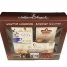 Earl Grey Tea, Hot Chocolate Mix & Almond Biscotti Laura Secord Gift Collection Christmas Gift Idea