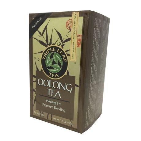Triple Leaf Oolong Tea Bags 40 g, 20 tea bags