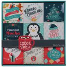 The Cocoa Variety Set, 9 pack Choix de Cacao Gift Set