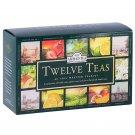 Ahmad Tea Twelve Teas Gift Box 60un