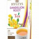 Hyleys Dandelion Root Herbal Tea 100% Natural
