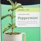 Stash Peppermint Herbal Tea New Look 0.7 oz 20 g 20 tea bags