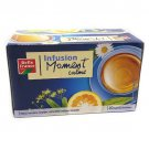 French Belle France Infusion Herbal Tea Moment Calme 20 SACHETS