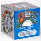 Sleep Tea Sommeil Organic Herbal Tea 24 tea bags - 36g - Provence d'Antan - Paper Box