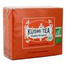 Kusmi Tea - English Breakfast 20 sachets mousselines tea bags