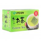 ITO EN Green Tea Oi Ocha 20 tea bags Japan's #1 green tea brand!