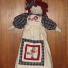 Raggedy Ann Plastic or Grocery Bag Holder