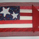 Flag Placemat and Napkin