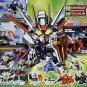 Gashapon SD Gundam Part 38 Seed Adzam Double X Aegis Blitz Aile Strike G-Falcon
