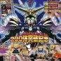 Gashapon SD Gundam Part 34 ZZ Wing Zero Custom G Devil God Shining SET