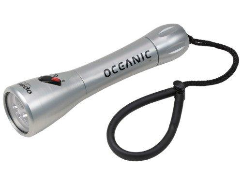 OCEANIC OP 3X3 LED DIVE LIGHT NIB