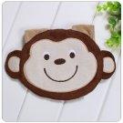 Baby Infant Bib - Boy Monkey by BabySafe