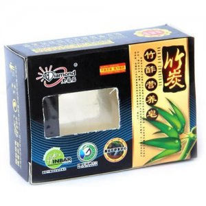 Bamboo and Vinegar Natural Organic Skin Soap (2 Pack)