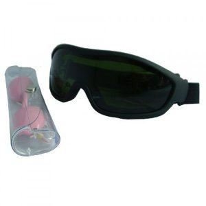 Safety Glasses and Goggles Protection Kit by U-Style
