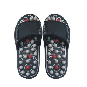 Foot Care Massage / Orthotic Slipper with Acupressure Knobs
