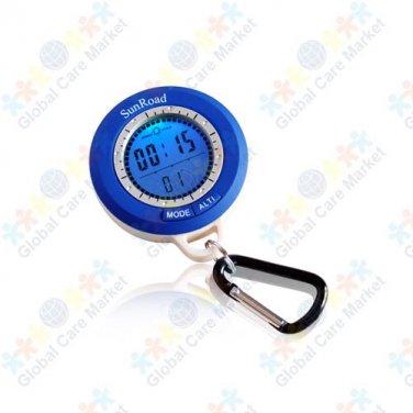 Multifunction Digital Compass + Altimeter + Weather (Sunroad SR108)