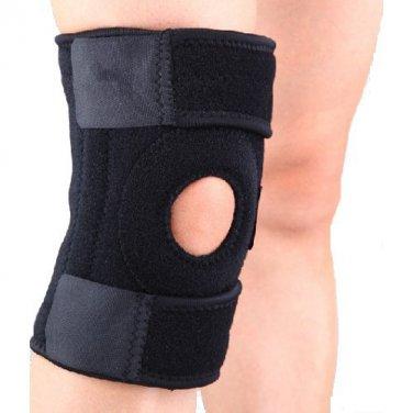 Open Patella Adjustable Knee Brace Support