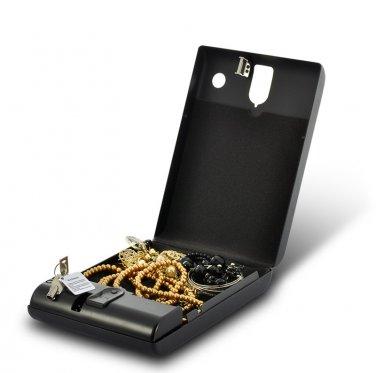 Fingerprint Biometric Safe Case for Storing Valuable Items