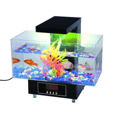 Premier Desktop Aquarium - Complete Gift Set for Office or Home
